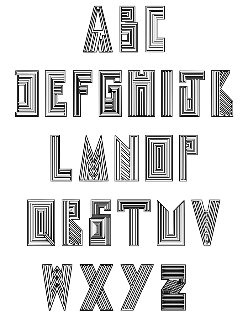 lines-it-font